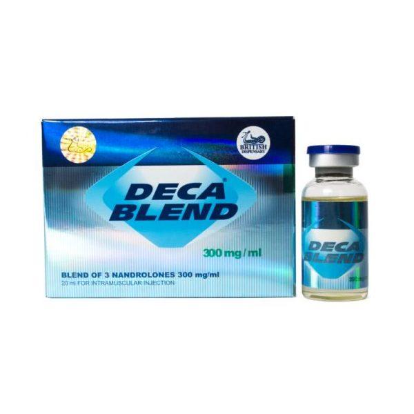DECA BLEND 300 British Dispensary
