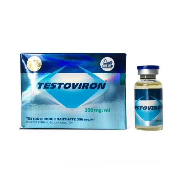 TESTOVIRON 350 British Dispensary
