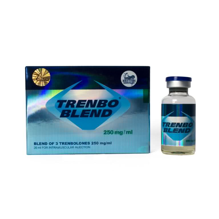 TRENBO BLEND 250 British Dispensary