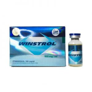 WINSTROL 100 OIL BASE British Dispensary
